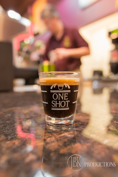 espresso, La Fortuna, espresso shot, cafe, barista